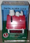 Snoopy on Doghouse Digital Alarm Clock