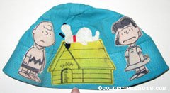Charlie Brown, Snoopy and Lucy Hat