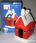 Snoopy Treat Jar