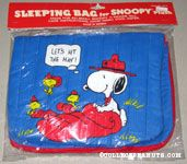 Beaglescout Snoopy and Woodstocks Sleeping bag