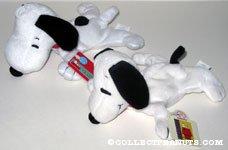 Snoopy Beanie Plushes