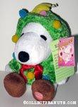 Snoopy as Tree Musical Plush