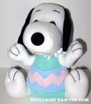 Snoopy with Easter Egg Body Plush