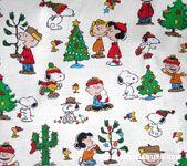 Peanuts decorating Trees