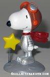 Snoopy astronaut spring figurine