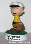 Charlie Brown with baseball gear Figurine