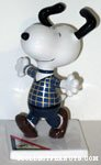 Back to School Snoopy Figurine