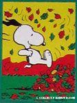 Snoopy Fall Fun