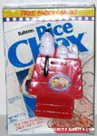 Rice Chex Box with Bank