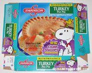 Beaglescout Snoopy & Woodstock Swanson Pot Pie