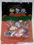 Snoopy Halloween Lollipops