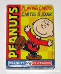 Charlie Brown Dancing Playing Cards