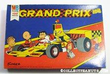 Peanuts Gang Grand Prix Racecar Puzzle