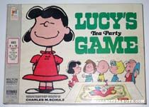 Lucy's Tea Party Game