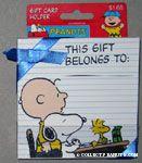 Snoopy, Woodstock & Charlie Brown