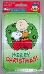 Snoopy & Charlie Brown in Wreath