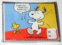 Snoopy and Woodstock Dancing