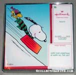 Snoopy and Woodstock Christmas Cards