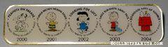 2000-2004 Saint Paul tributes Pin