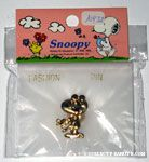 Snoopy Flying Ace gold-tone Pin