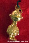 Charlie Brown gold-tone Pendant
