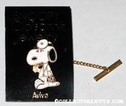 Snoopy doctor Tie Tack