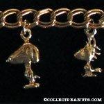 Peanuts Gang Charm Bracelet