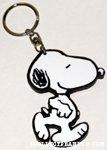 Snoopy jogging Keychain