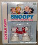 Snoopy Flying Ace Bottle Cap