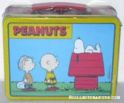 Charlie Brown and Linus Lunchbox