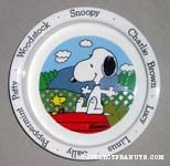 Snoopy and Woodstock Bowl