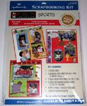 Peanuts Sports Scrapbooking Kit