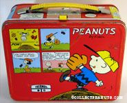 Peanuts Metal Lunch Boxes