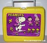 Flying Ace on Skateboard Lunch Box