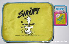 Snoopy Dancing Lunch Box
