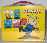 Charlie Brown on Pitcher's Mound Lunch Box