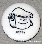 Patty portrait Magnet
