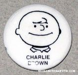Charlie Brown portrait Magnet