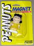 Lucy in yellow dress Magnet