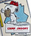 Snoopy catching