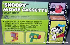 Good Grief Movie Viewer Cartridge