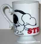Snoopy bowling
