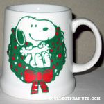 Peanuts & Snoopy Steins