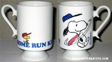 Snoopy Baseball Player
