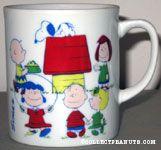 Peanuts Gang Scene