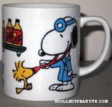 Snoopy as Doctor