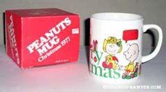 Christmas 1977 Mug