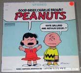 Peanuts & Snoopy Vinyl Records