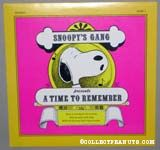 Snoopy's Gang Presents Record