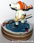 Snoopy playing hockey Musical